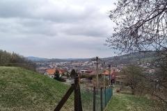 Vyhlídková trasa kolem Krumlova