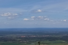 Pohled z Kraví hory