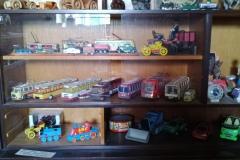 Muzeum historických vozidel a staré zemědělské techniky v Pořežanech