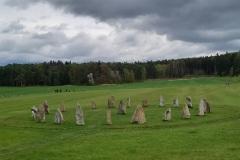 Holašovické Stonehenge
